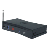 SHOW X-100R V.H.F quartzlocked control wireless MIC system